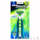 Gillette Mach 3 Turbo Sensitive