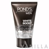 Pond's Men White Boost Spot Clearing Scrub