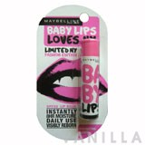 Maybelline Baby Lips Love New York Limited