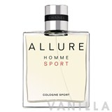 Chanel Allure Homme Sport Cologne Sport Spray