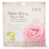 Facy Alpine Rose & Apple Zell