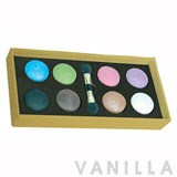 U Star Zignature Dramatic Color Eyeshadow Palette