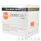 Purecare Pure White Moist Pack Clear & White Radiance