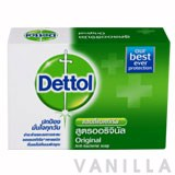 Dettol Original Anti-Bacterial Soap