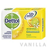 Dettol Fresh Anti-Bacterial Soap