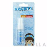 Kociety Natural Mineral Water Facial Spray With Collagen