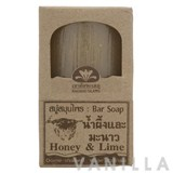 Khaokho Talaypu Bar Soap Honey & Lime