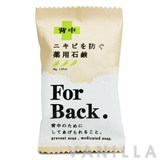 For Back Soap