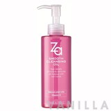 Za Smooth Cleansing Oil