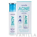 Camella Acne Clear Free Lotion