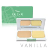 Tellme Aging Solution Two-Way Powder Cake SPF30 PA++