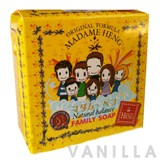 Madame Heng Family Soap