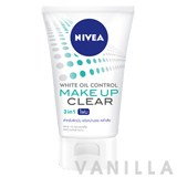 Nivea White Oil Control Make Up Clear Foam