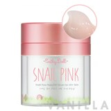 Cathy Doll Snail Pink Snail Pore Reducing Serum For Oily Skin