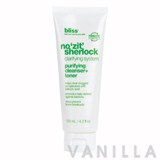 Bliss No 'Zit' Sherlock Purifying Cleanser+Toner