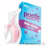 Bliss Poetic Waxing Strip Body