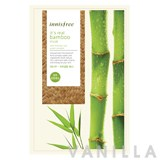 Innisfree It's Real Bamboo Mask