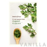 Innisfree It's Real Squeeze Mask Mugwort