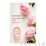 Innisfree It's Real Squeeze Mask Rose