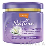 Lolane  Natura Hair Treatment For Smooth & Straight