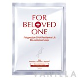 For Beloved One Polypeptide DNA Resilience Lift Bio-Cellulose Mask