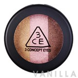 3CE 3 Concept Eyes Triple Shadow