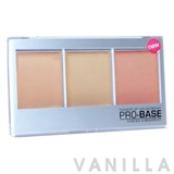 MUA Pro-Base Conceal And Brighten Kit-Porcelain - Beige