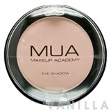 MUA Matte Eyeshadow
