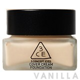 3CE 3 Concept Eyes Cover Cream Foundation