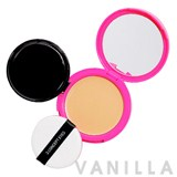 3CE 3 Concept Eyes Pink Creamy Compact Foundation