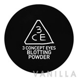 3CE 3 Concept Eyes Blotting Powder