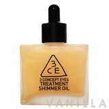 3CE 3 Concept Eyes Treatment Shimmer Oil