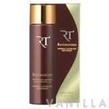 Retinotime Wrinkle Lotion Aex Rich Moist