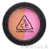 3CE 3 Concept Eyes Duo Color Face Blush