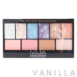 MUA The Artiste Collection