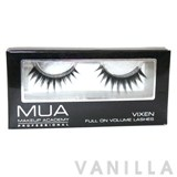 MUA False Eyelashes Vixen
