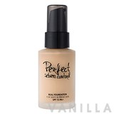 Touch In Sol Perfect Sebum Control Foundation