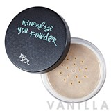 Touch In Sol Mineralize You Powder