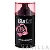 Paco Rabanne Black xs For Her Perfumed Body Spray