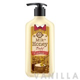 Earths Milk Honey Body Lotion