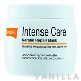 Lolane Intense Care Keratin Repair Mask (Heat & Blow Dry)