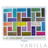 L.A. Colors 30 Color Eyeshadow