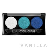 L.A. Colors 3 Color Eyeshadow