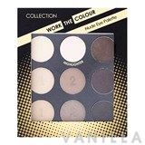Collection Work The Colour Eye Palette