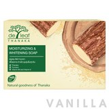 De Leaf Moisturizing & Whitening Soap