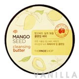 The Face Shop Mango Seed Cleansing Butter