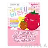 Jejuvita Strawberry Gluta Tablet