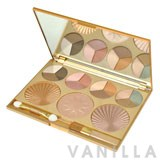 City Color Timeless Beauty Palette-Gold Palette
