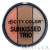 City Color Sunkissed Trio