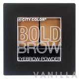 City Color Bold Brow Kit
